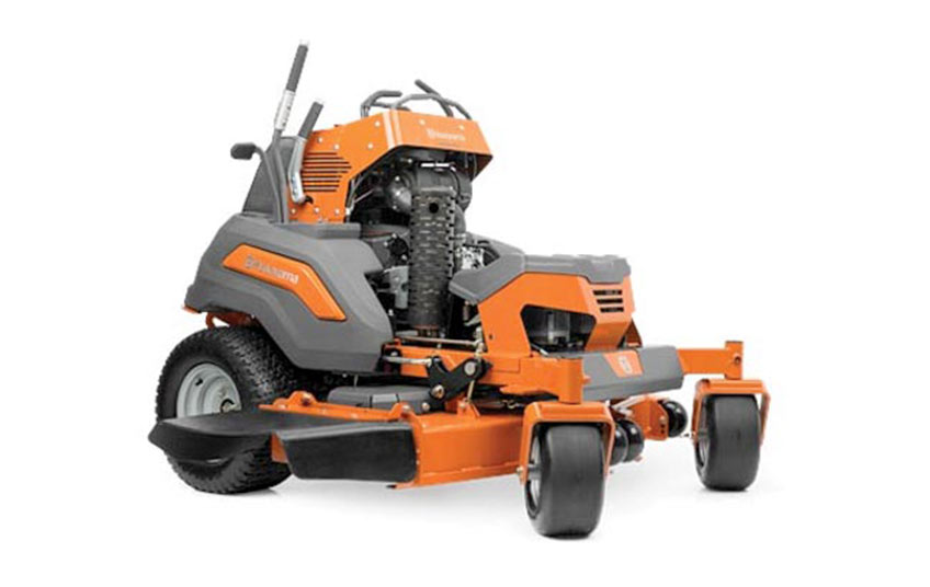 Compact Stand-On Mowers